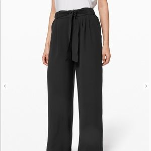 lululemon athletica Pants & Jumpsuits - Noir Lululemon pants